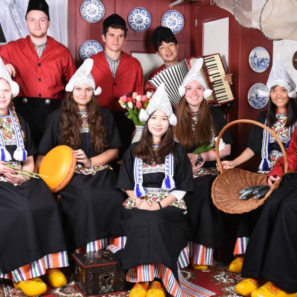 groups costume photo, dutch costume photo, amsterdam costume photo